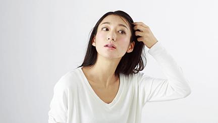 30代で『薄毛』に悩む女性が増えている!?